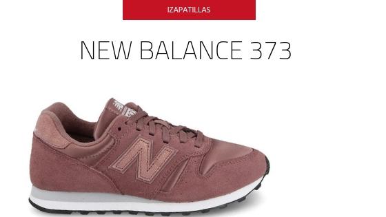 New Balance 373 Rosas para Mujer