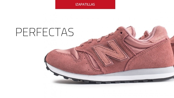 New Balance 373 Rosas