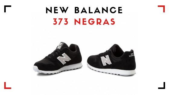 New Balance Negras 373