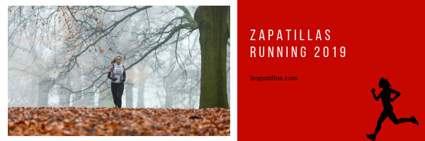 Zapatillas Primavera Running 2019