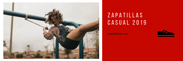 Zapatillas Primavera 2019 casual