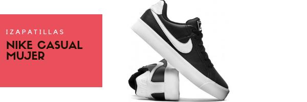 Nike Court Royale Mujer Negras Zapatillas Nike Court Royale Mujer Negras
