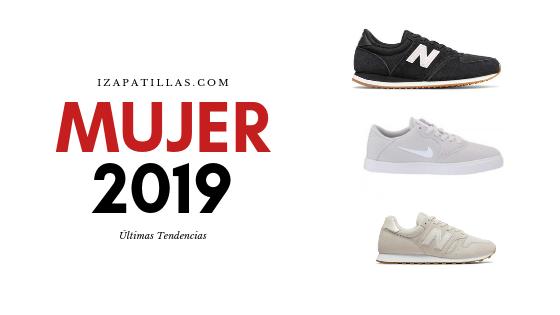 Zapatillas Verano 2019 Mujer Baratas