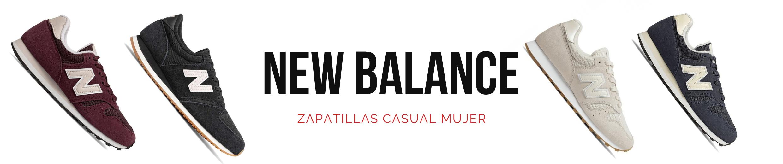zapatillas casual new balance mujer